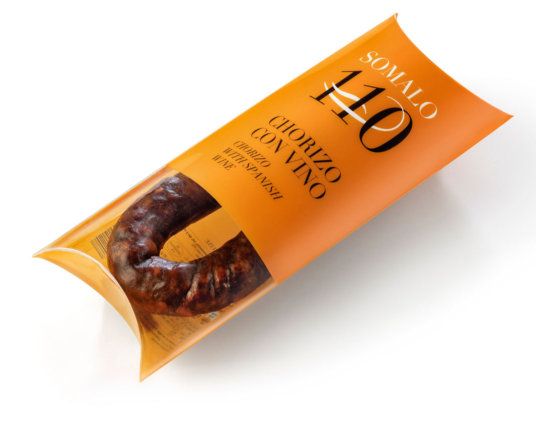 Modern Chorizo Packaging