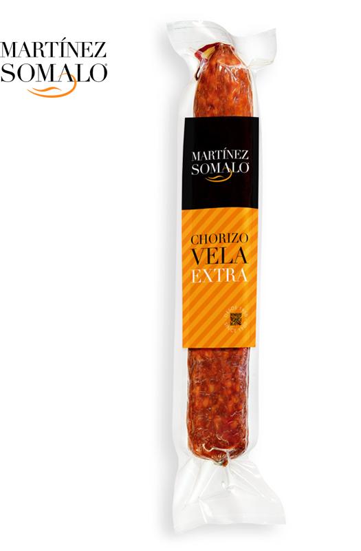 Chorizo Vela Extra Martínez Somalo Martínez Somalo