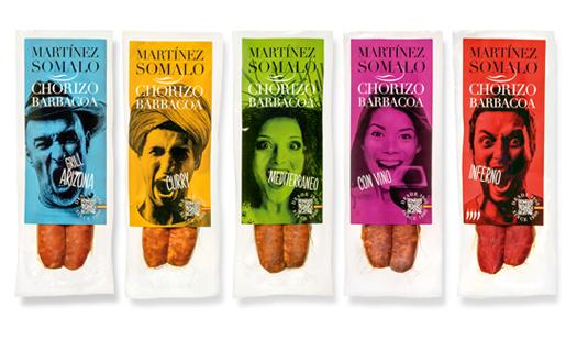 Chorizos Barbacoa Sabores Martínez Somalo Martínez Somalo