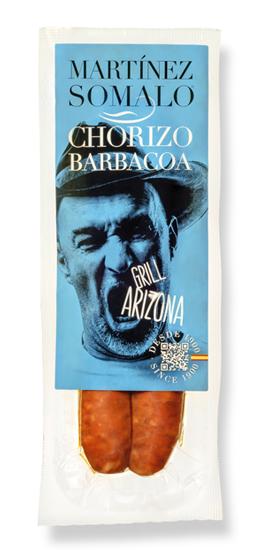Chorizo Barbacoa Grill Arizona Martínez Somalo