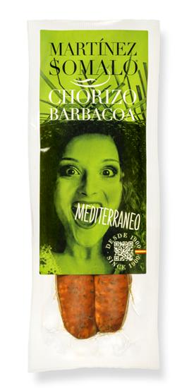 Chorizo Barbacoa Mediterráneo Martínez Somalo