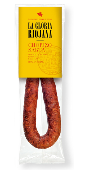 Chorizo Sarta Dulce La Gloria Riojana