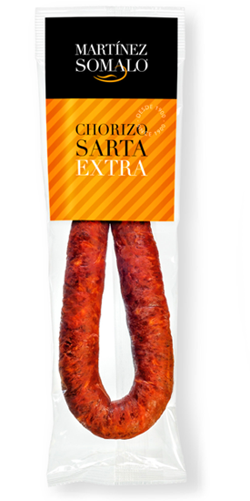 Chorizo Sarta Extra Martínez Somalo