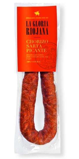 Chorizo Sarta Picante La Gloria Riojana