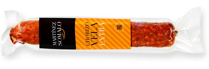 Chorizo Vela Extra Martínez Somalo
