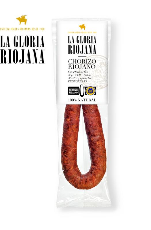 Chorizo Sarta IGP La Gloria Riojana La Gloria Riojana