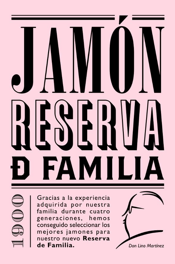 Logo Jamón Reserva de Familia
