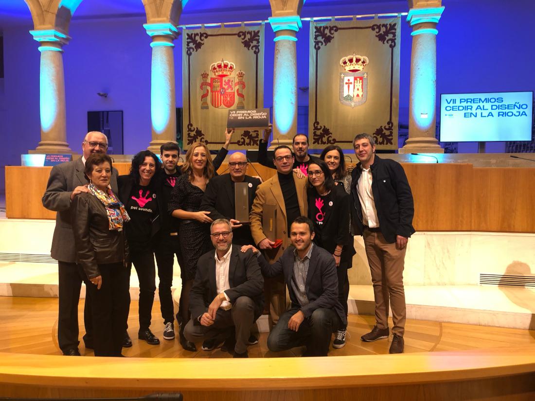 Premio CEDIR al Diseño en La Rioja