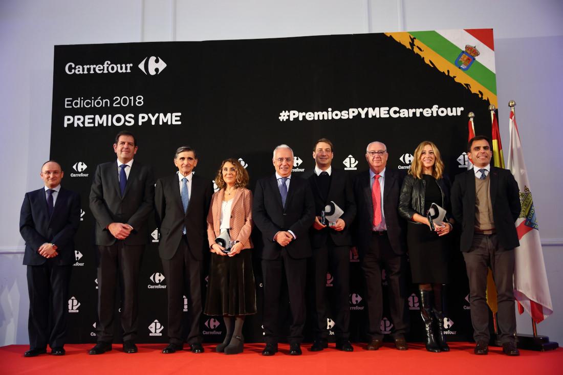 Premio Carrefour Pyme Innovadora de La Rioja