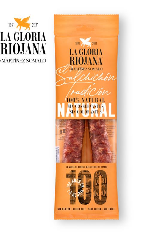 Salchichón La Gloria Riojana