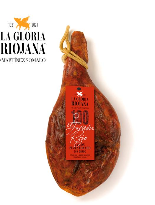 Jambon au Paprika La Gloria Riojana